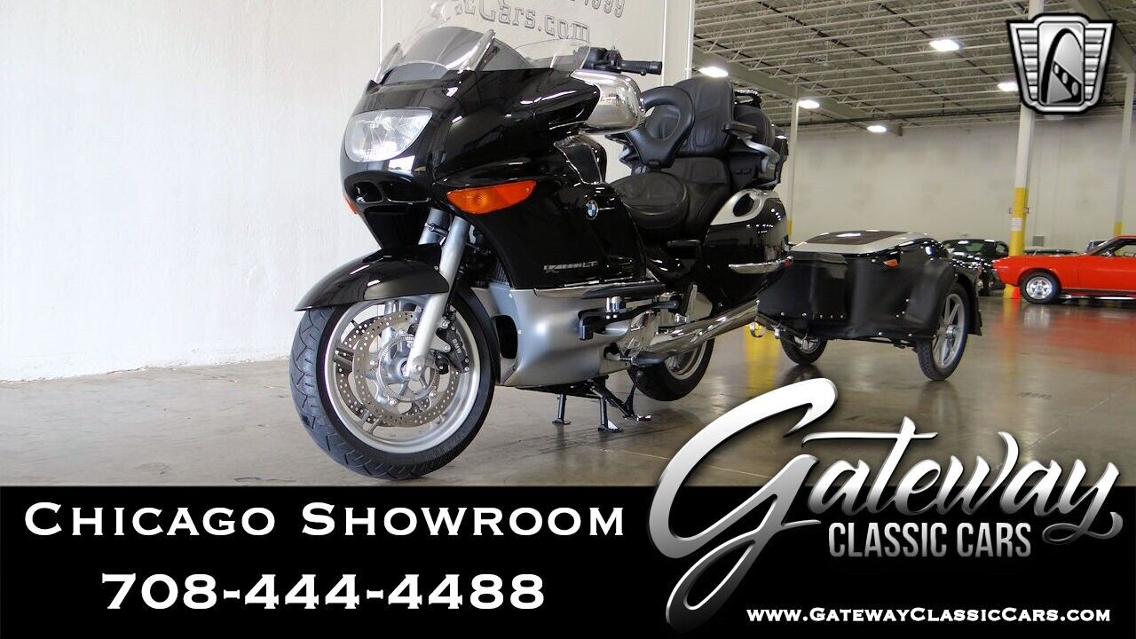 Black Silver 2003 BMW K1200LT Motorcycle 1200 CC Other Available Now!