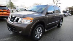 2013 Nissan Armada PLATINUM FULL LOAD!