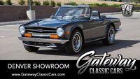 Miniature 1 Voiture American classic Triumph TR-6 1973
