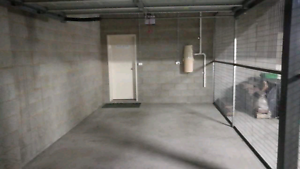 parking space   garage rent Turner North Canberra Preview