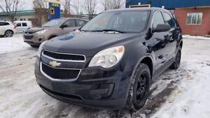2011 Chevrolet Equinox LS AWD - HITCH - DÉMARREUR - AUBAINE!!