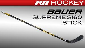 Bauer S160 junior hockey stick