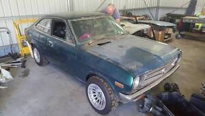1973 Datsun 1200 Coupe w/ lots of spares Dungog Dungog Area Preview