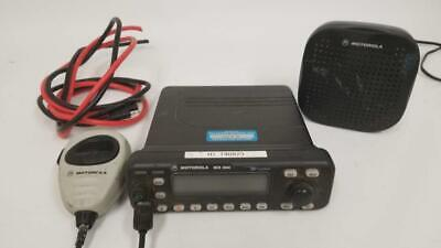 Motorola Mcs2000 Ii Bundle M01hx922w 900mhz Mobile Radio
