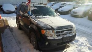 2012 Ford Escape 4X4 LOADED! LEATHER,POWER ROOF, CHROME RIMS