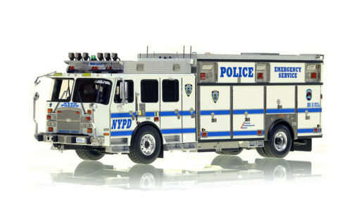 E-ONE NYPD ESS 11 - SPECIAL EVENTS - BROOKLYN 1/50 Fire Replicas FR066-11