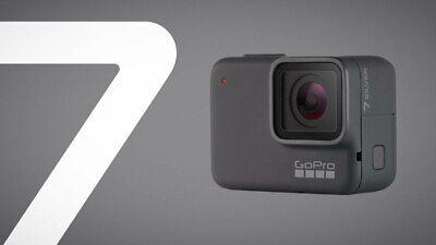 GOPRO HERO7 SILVER EDITION ACTION CAM CAMERA VIDEOCAMERA WIRELESS WIFI BLUETOOTH