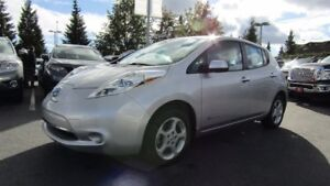 2014 Nissan Leaf SL ELECTRIC!