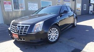 2013 Cadillac CTS Luxury AWD-NAVIGATION-SUNROOF-LEATHER