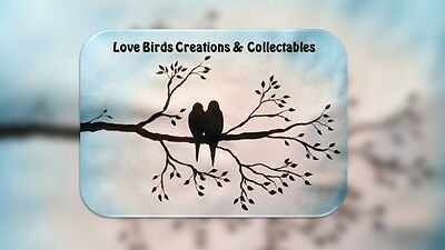 Love Birds CreationsandCollectables