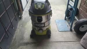 Ryobi 1500W 30L Wet and Dry Vacuum Keilor Park Brimbank Area Preview