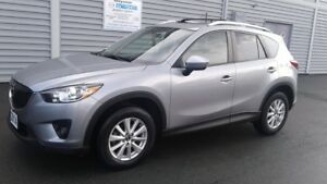 2014 Mazda CX-5 GS fully inspected  ..with 4 new tires and winds