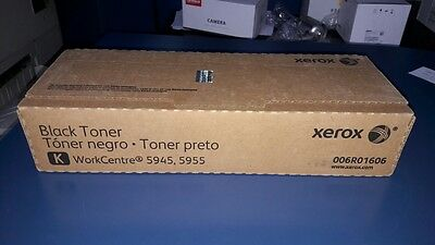 Used, Black Toner Cartridge  006R01606 ORIGINAL XEROX WorkCentre 5945 5955 Genuine  for sale  Shipping to India