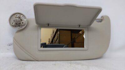 2005-2010 Chevrolet Cobalt Driver Left Sun Visor Sunvisor Light Grey 63711