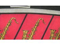 NEW Tuba and Music Notes Musical Instrument Octoberfest Novelty Necktie #435-K