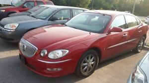 2008 Buick Allure ONLY 154,000 KMS - CERT/EMIS