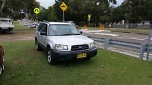 2004 Subaru Forester Wagon Botany Botany Bay Area Preview