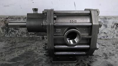 Gardner Denver Csax-07-04 Rotary Gear Pump Head C