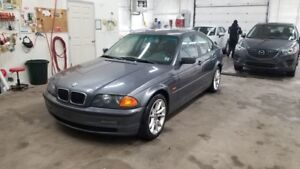 2001 BMW 3 Series 325i AS TRADED SPECIAL!
