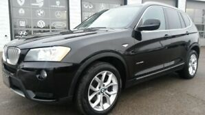 2013 BMW X3 Xdrive 28i One Owner|No Accidents|