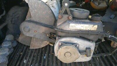 Racine Trak Kut 16 Gas Powered Rail Railroad Cut Off Saw