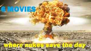 6 Movies where nukes save the Earth
