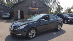 2011 Hyundai Sonata GLS, Sunroof, Alloys, Cloth, 4cyl, Automatic