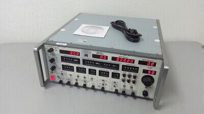 Cobham Aeroflex Ifr Marconi Atc-1400a Aviation Test Set Transponder Dme