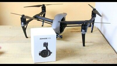 Dji Inspire 2   Remote Control Quadcopter Drone With Zenmuse X5s Camera   Case