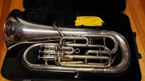 Yamaha YEP-641 Compensating 4-Valve Euphonium!  Nice!