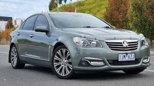 2013 Holden Calais VF V Grey Sports Automatic Sedan