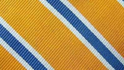 Men's ties BROOKS BROTHERS ORANGE WHITE