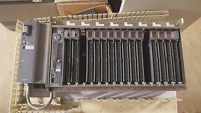 Allen Bradley Plc 5 System 1771 P7 1771 A4b 1785 L11b E And More