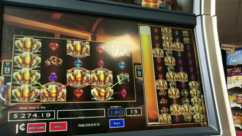COLOSSAL BIER HAUS WMS Blade Dongle Game SLOT Software Williams Bluebird 3 BB3