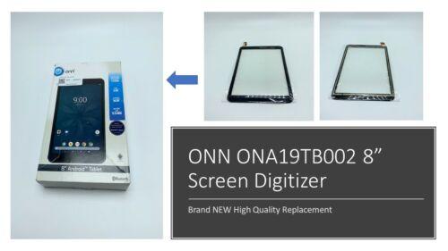 "Onn ONA19TB002 100005207 Touch-S Digitizer Panel Replace 8"" MJK-1210-FPC 51 pins"
