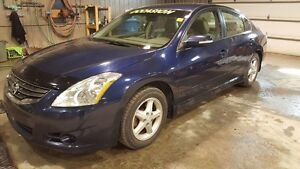 2010 Nissan Altima 2.5 SL CUIR TOIT MAGS FULL