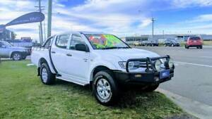 2011 Mitsubishi Triton Turbo Diesel 4x4 Dual Cab – ONLY 160***Klms!! Garbutt Townsville City Preview