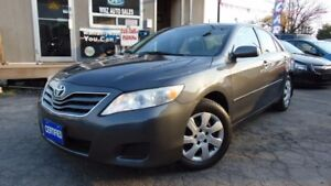 2010 Toyota Camry LE CERTIFIED!!