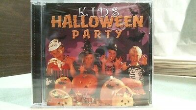 Halloween CD, Kids Halloween Party - Kids Halloween Cd
