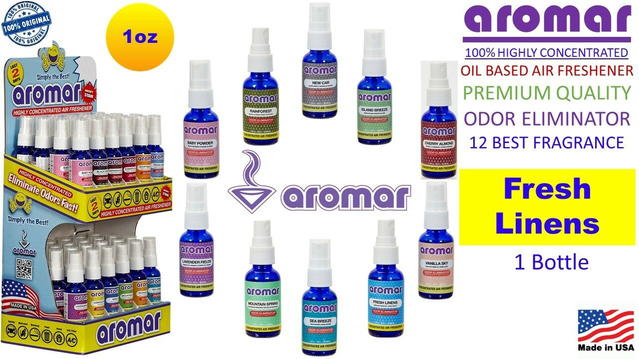 BUY 2 GET 1 FREE 😍 AROMAR 100% HIGHLY CONCENTRATED AIR FR
