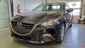 2016 Mazda Mazda3 GX, A/C, CAMERA, BLUETOOTH, REGULATEUR, GR ELE