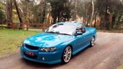 Holden commodore VZ 2005 6speed storm ute Gisborne Macedon Ranges Preview