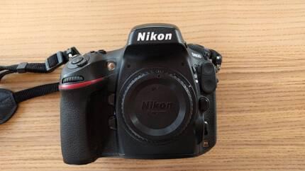 Nikon D800, Lenses, Flash and Cases