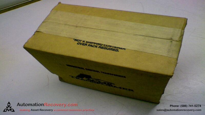 ACME TRANSFORMER ALRC-025TBC AC LINE REACTOR 3 PH 60HZ 600V, NEW #145508