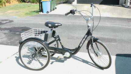 """Gomier 24"""" Electric Adult Tricycle 2012 Model Excellent Condition Ballina Ballina Area Preview"""