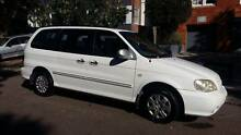 2002 Kia Carnival Wagon Bondi Beach Eastern Suburbs Preview