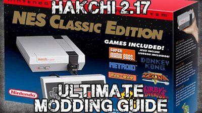 Nintendo NES Classic Edition Mod Modding Service - 800+ NES Games! segunda mano  Embacar hacia Mexico