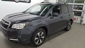 2017 Subaru Forester Touring, toit ouvrant, caméra recul, Xdrive