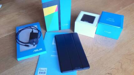 Nexus 7 2013 32GB (WIFI) Tablet plus wireless charger Petersham Marrickville Area Preview