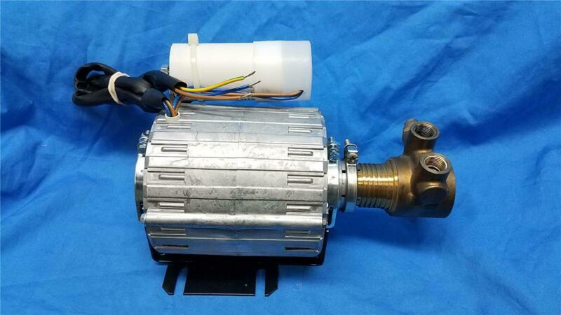Boost Pump and 1/3 HP Motor for Water Filtration Systems Fluid-O-Tech P0401 Head